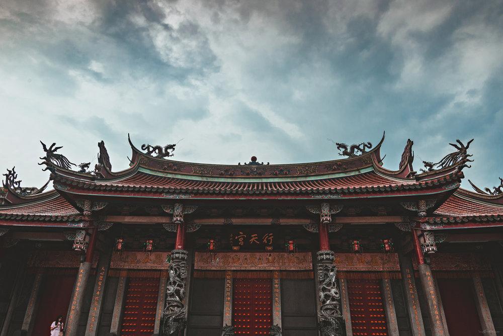Taipei Taiwan Huashan Market Travel Vacation Photography 2017