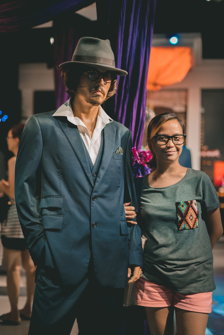 Madame Tussauds Wax Museum Sentosa Singapore Travel Photography 2017