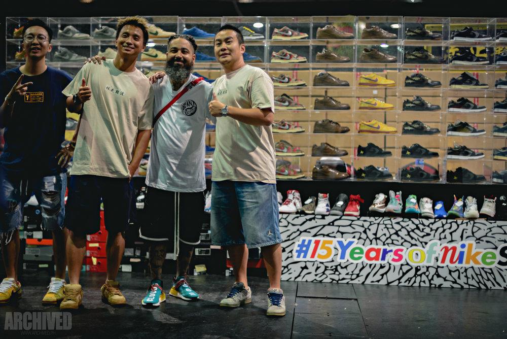 Sneakercon Hong Kong 2017 Archived Kixdreams SoleAddicttUnds TwoJsKicks Urban Necessities