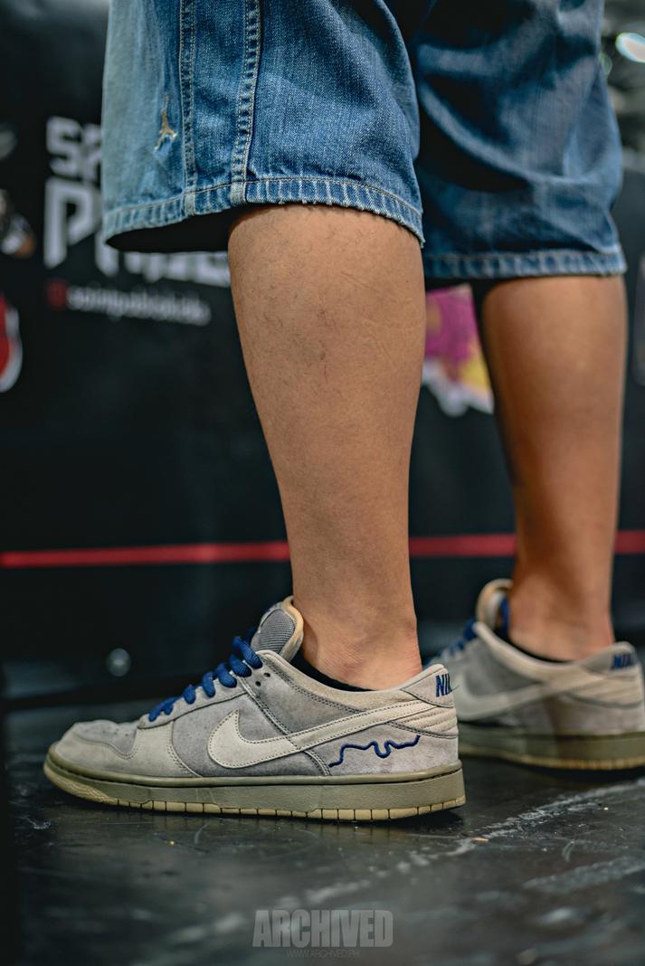 Sneakercon Hong Kong 2017 Archived Kixdreams Nike Air Footscape Woven Chukka Motion Rainbow Multicolor