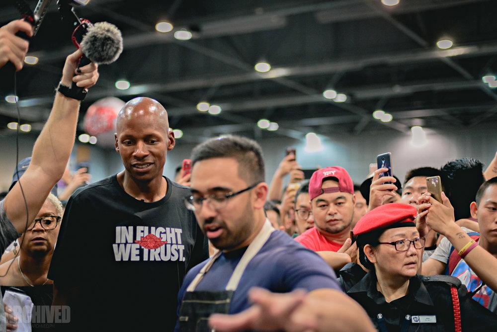 Sneakercon Hong Kong 2017 Archived Kixdreams Ray Allen