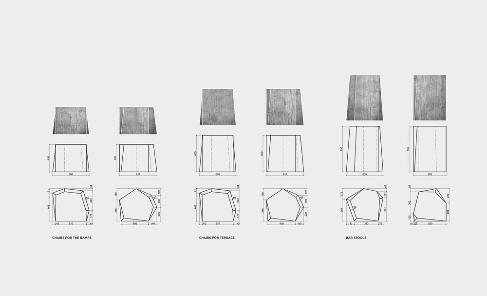 Chairs design