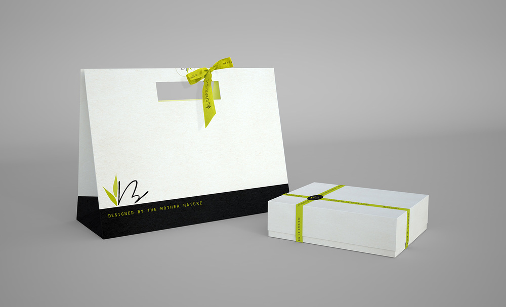 Gift wrapping design