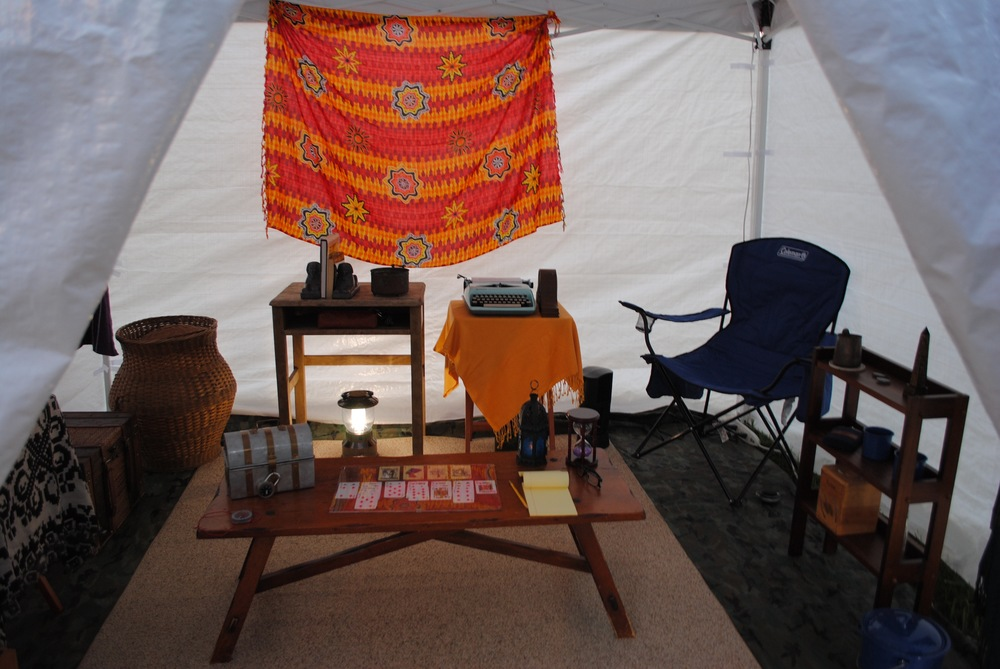Professor E.'s Encampment
