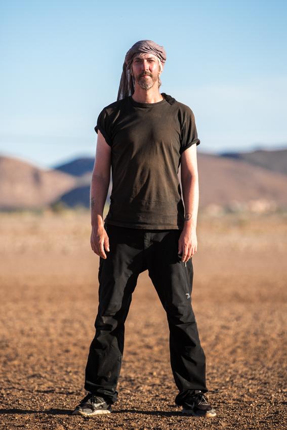 Ingar Pedersen  - boom operator