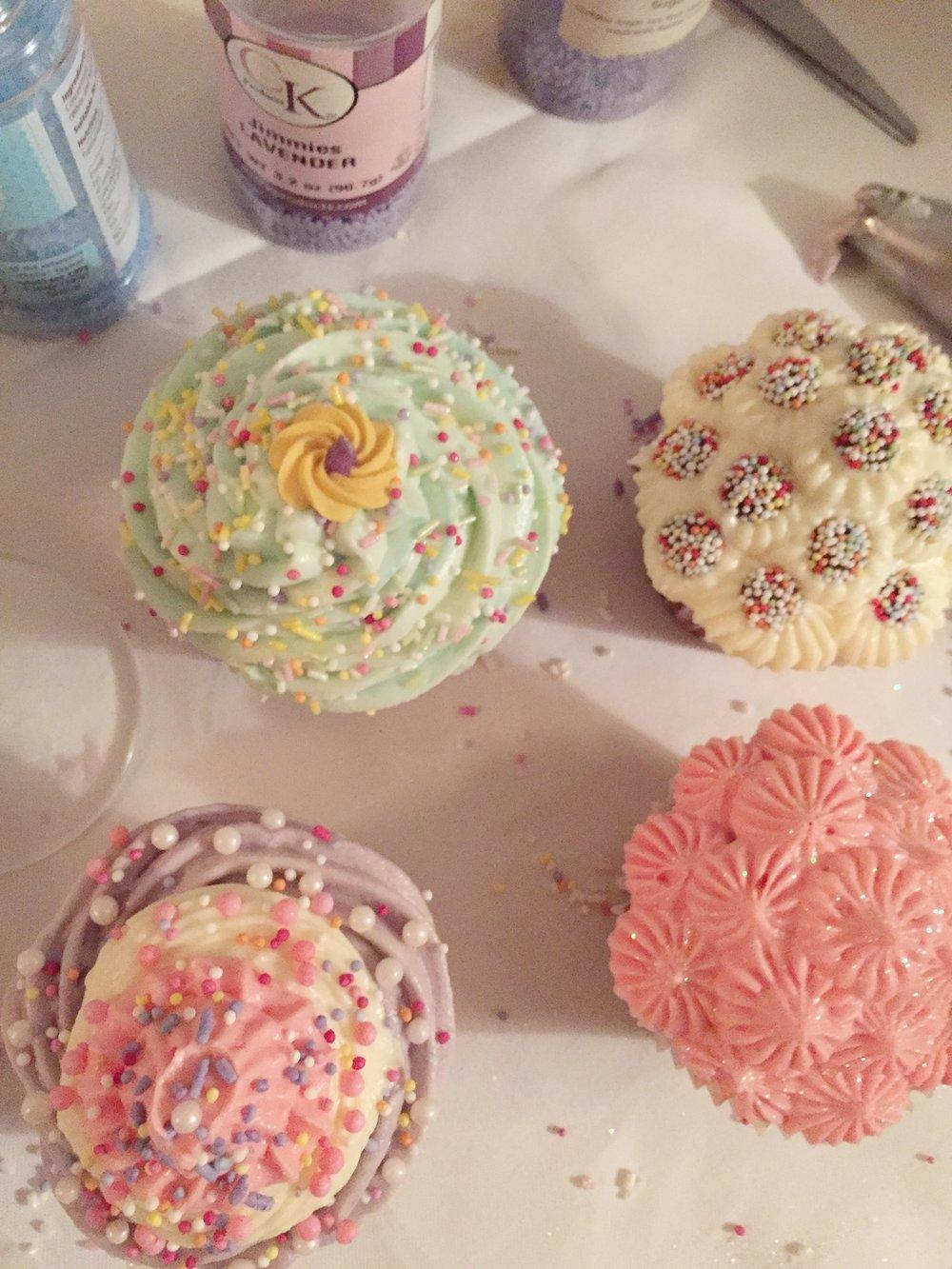 4 cakes Unlilever.JPG