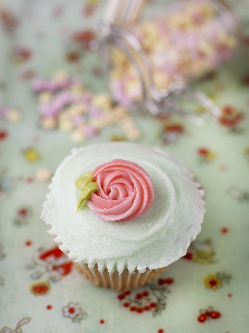 cupcake roses