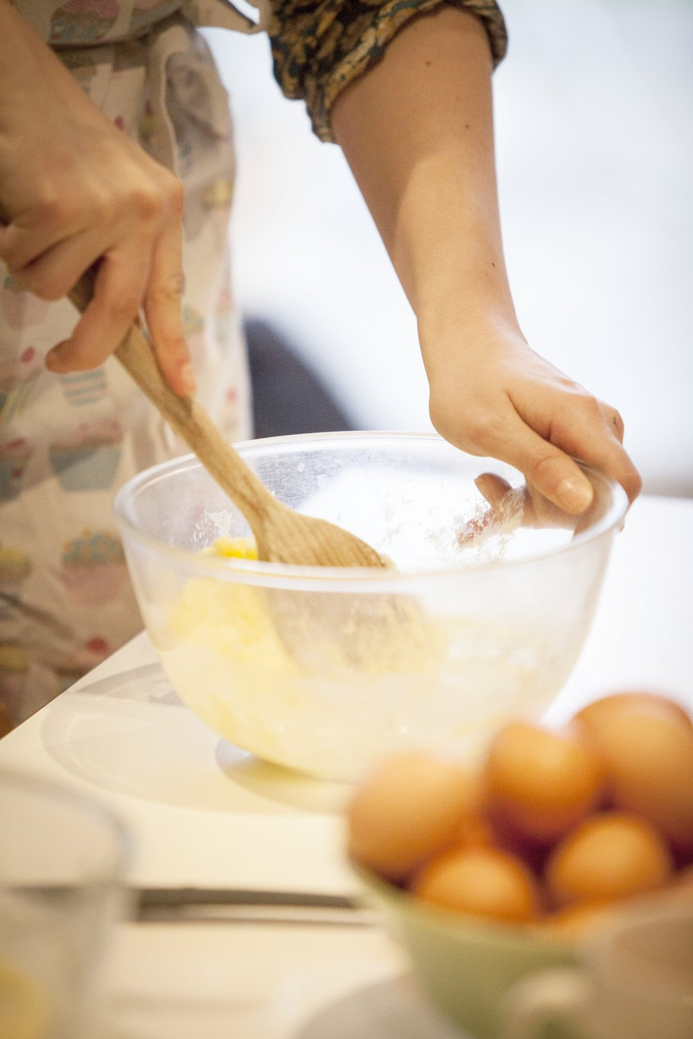 baking classes london