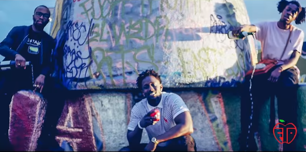 Mo$ stunts in his second visual, Everything So Nice