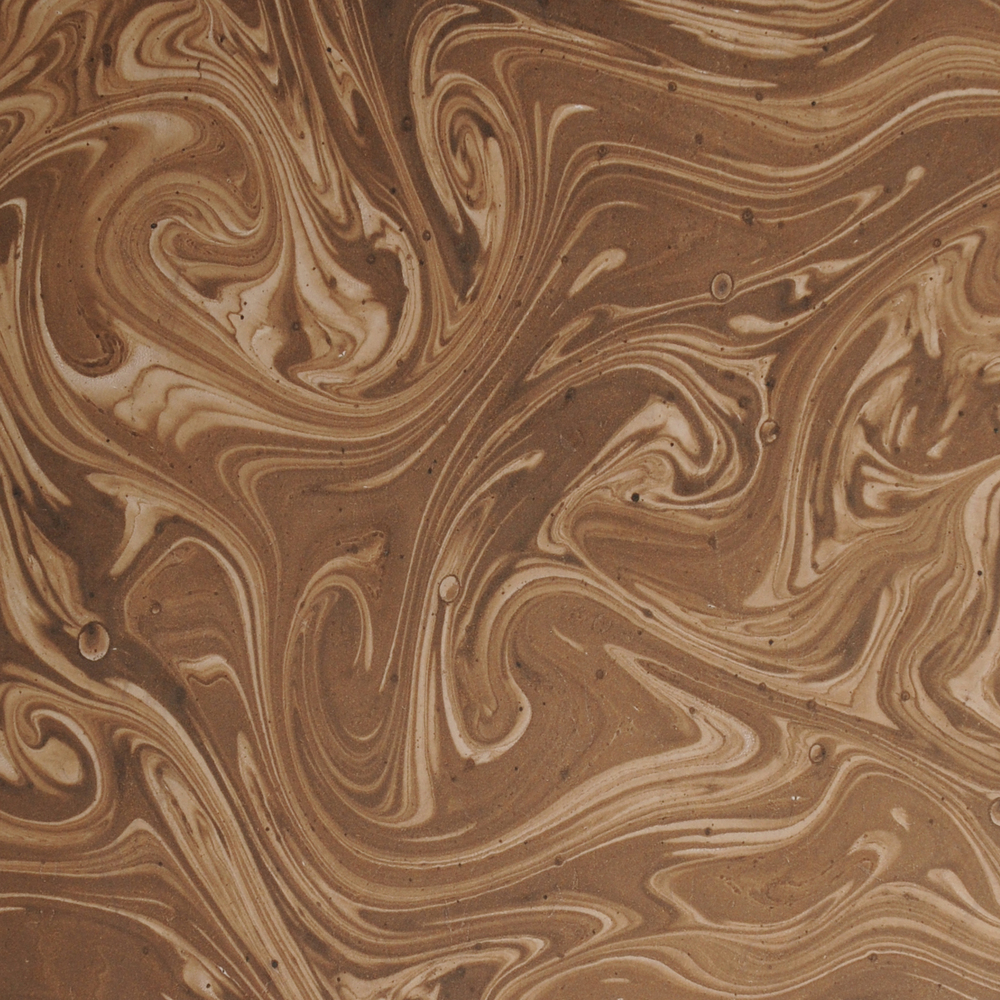 Brown Swirl
