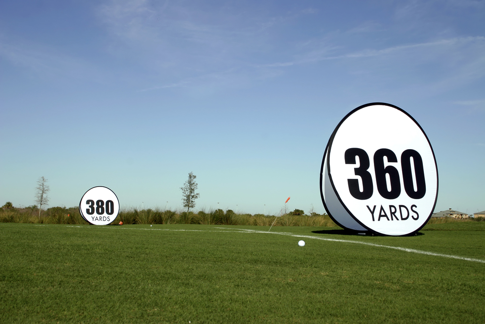 Driving the golf ball longer with Limitless Golf based in Chesham and Amersham