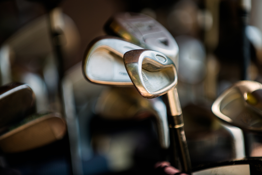 Golf clubs you can start golf with