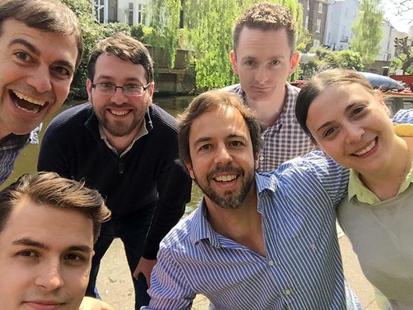The Lifecake team
