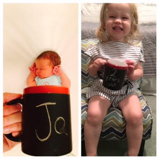 Our own little 'cup of jo'