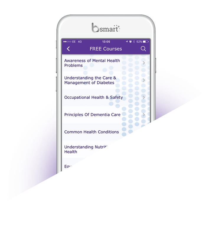 Bsmart FREE Courses In Scotland app