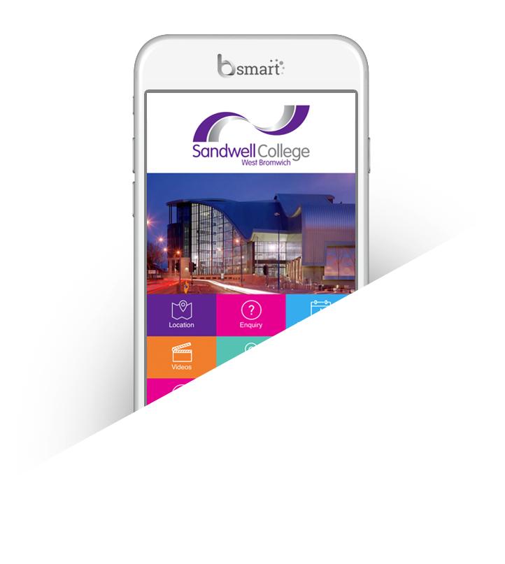 Bsmart Sandwell College app