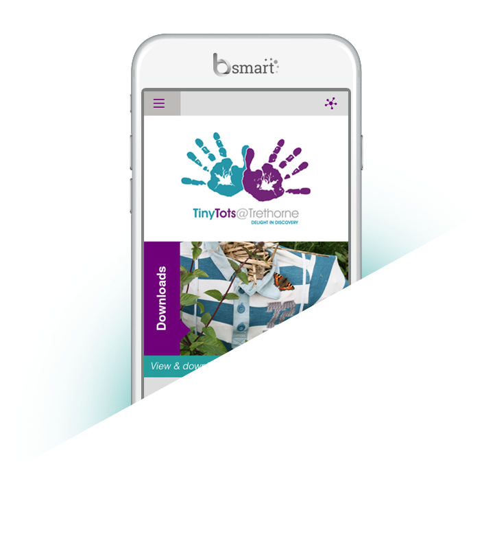 Bsmart Tiny Tots Trethorne App