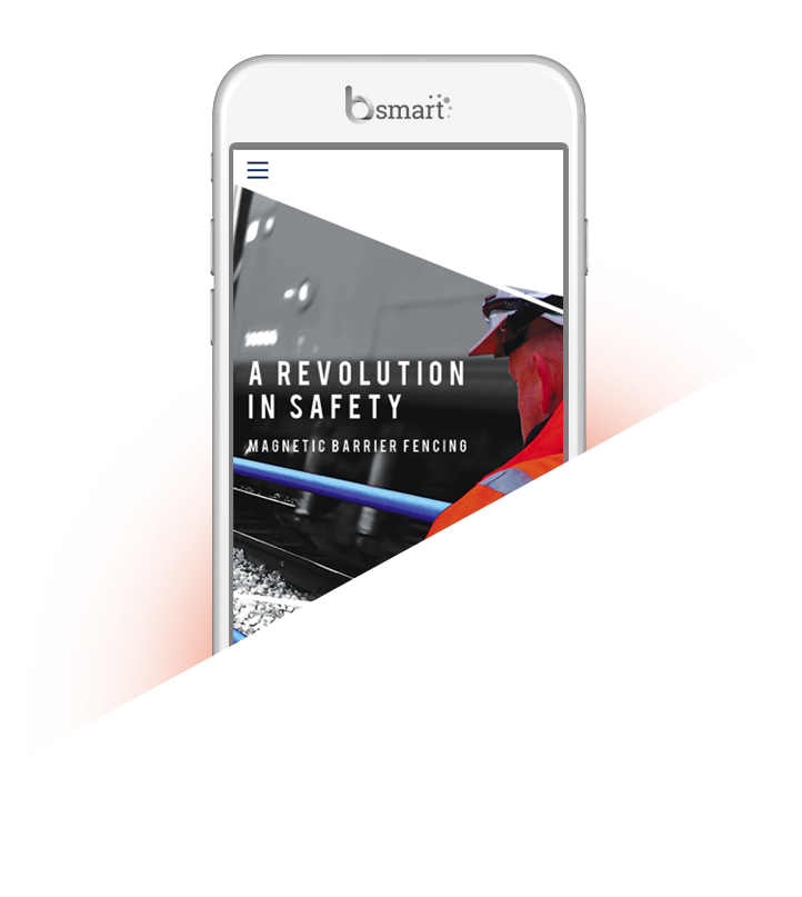 Bsmart rail safety solutions app