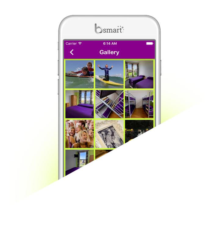 Bsmart hotel sunnyside newquay app