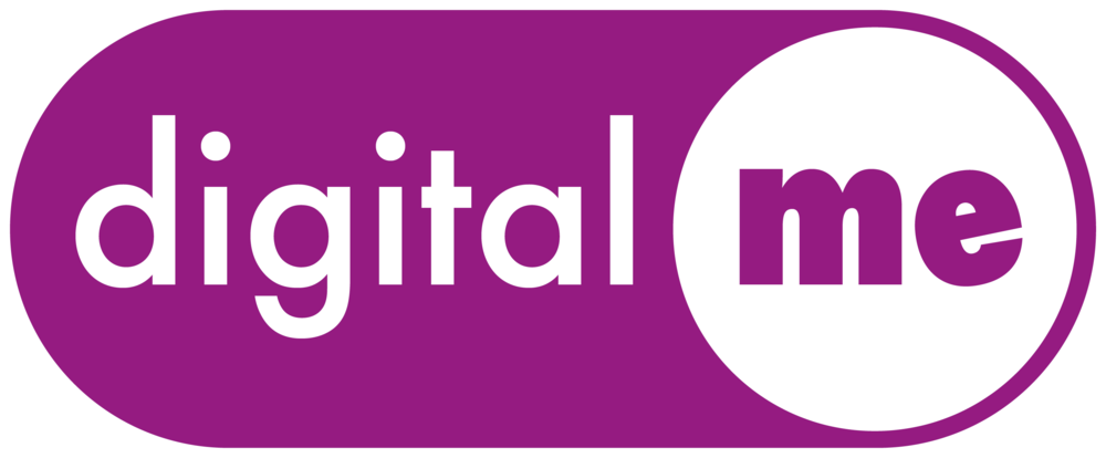 digitalme black country logo