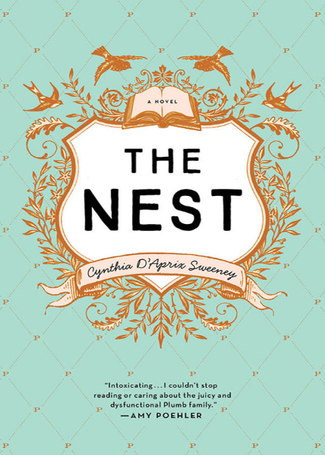 The Nest - book cover