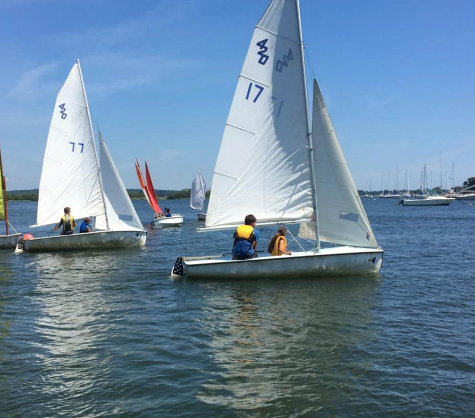 Sailing Lessons North Cove Yacht Club