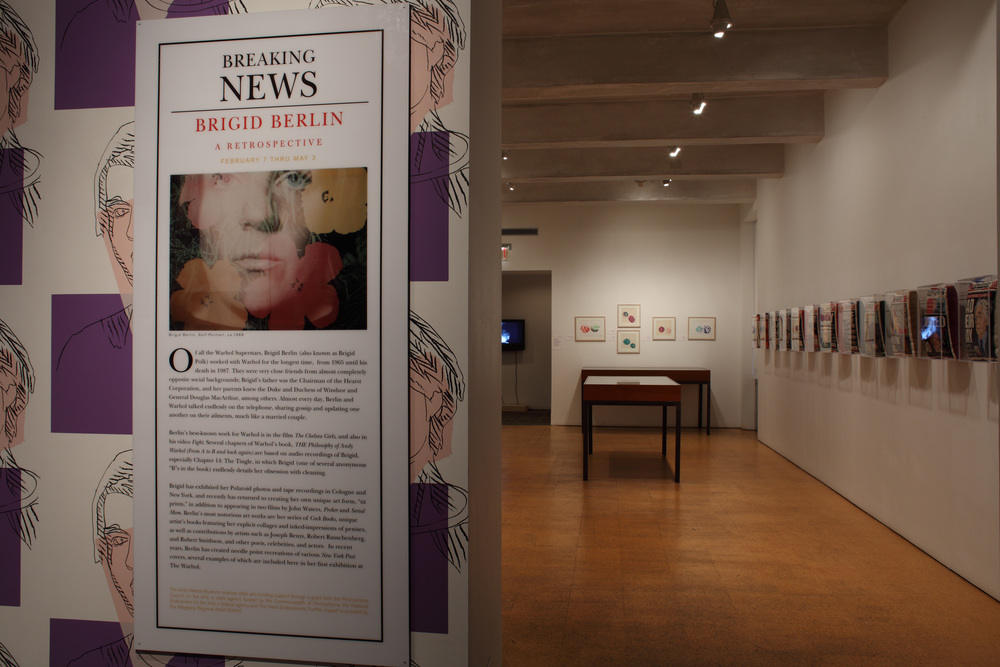 Breaking News - A Brigid Berlin Retrospective at The Andy Warhol Museum, 2009 (1).jpg