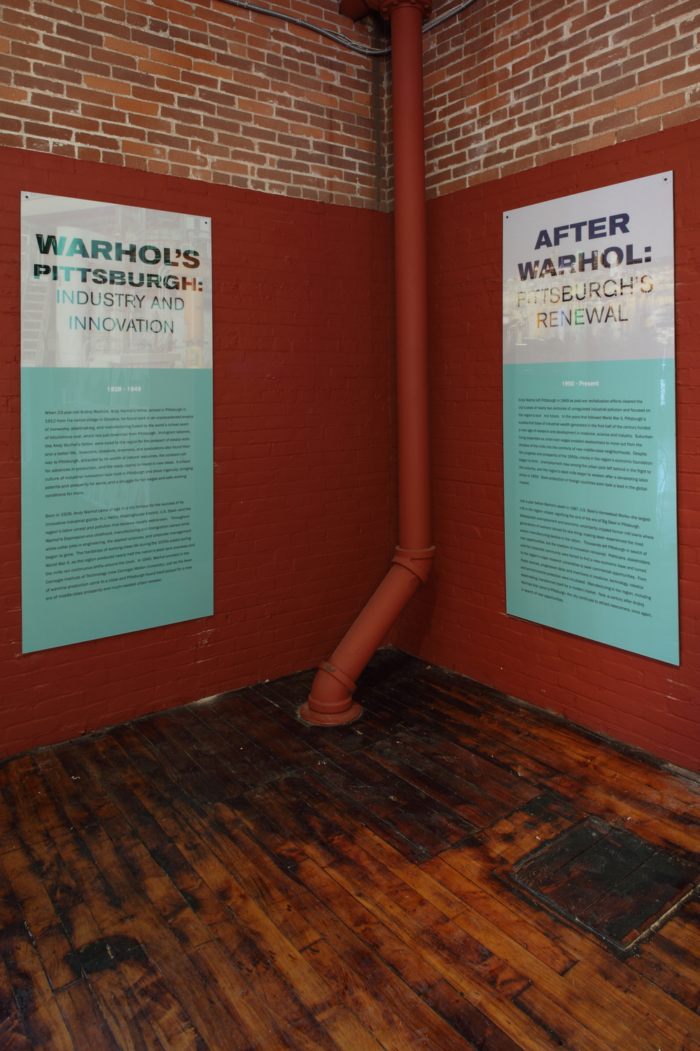 Factory Direct - Pittsburgh, The Andy Warhol Museum, 2012 0004.JPG