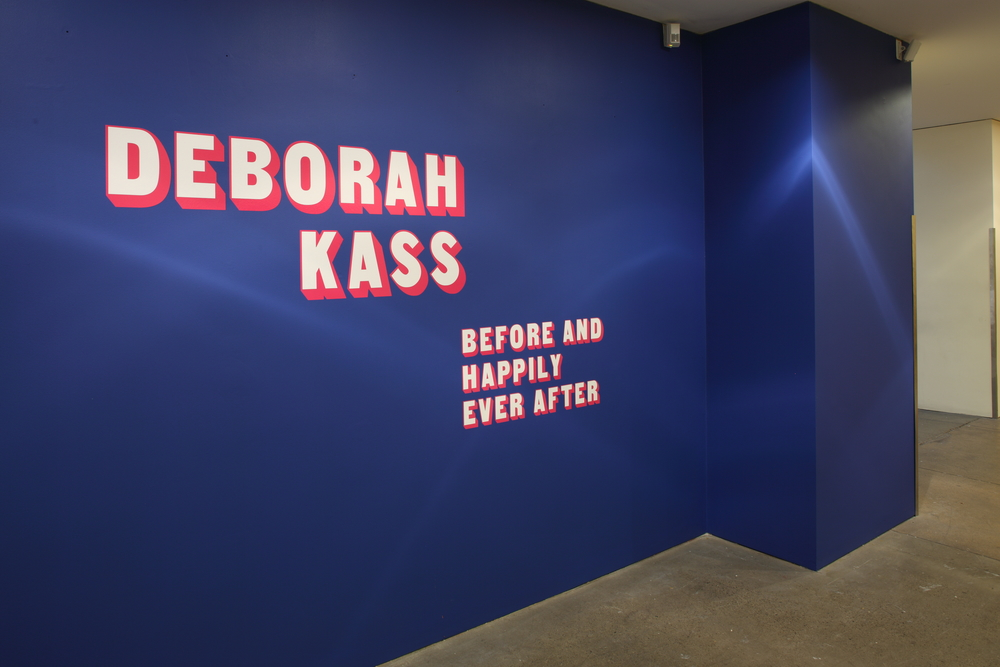 Deborah Kass - Before and Happily Ever After at AWM, 2012 0001.JPG