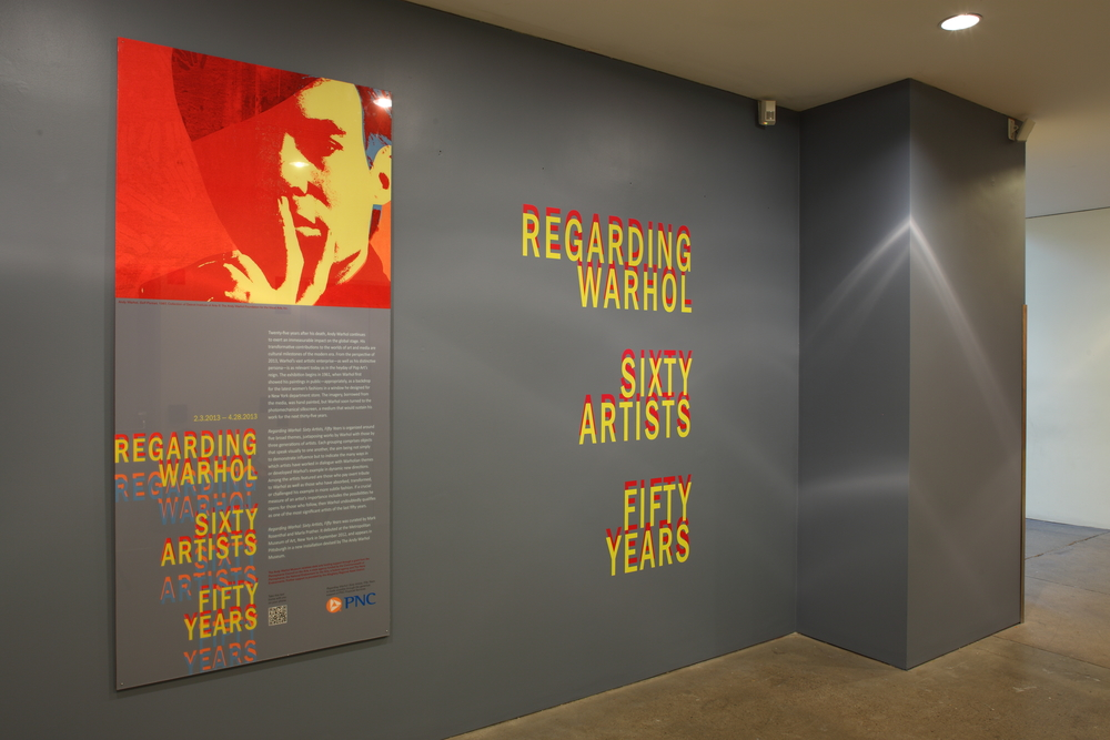 Regarding Warhol at The Andy Warhol Museum, 2013 G701 0001.JPG