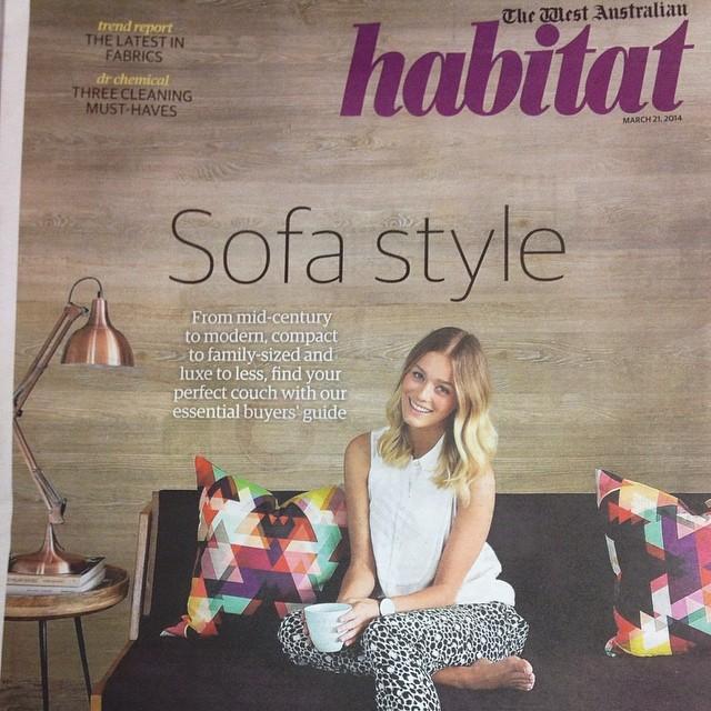 2014 | West Australian | Habitat