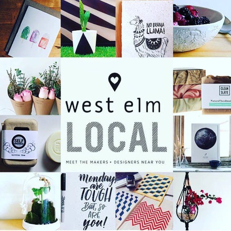 2016 | West Elm WE Local Pop Up | March