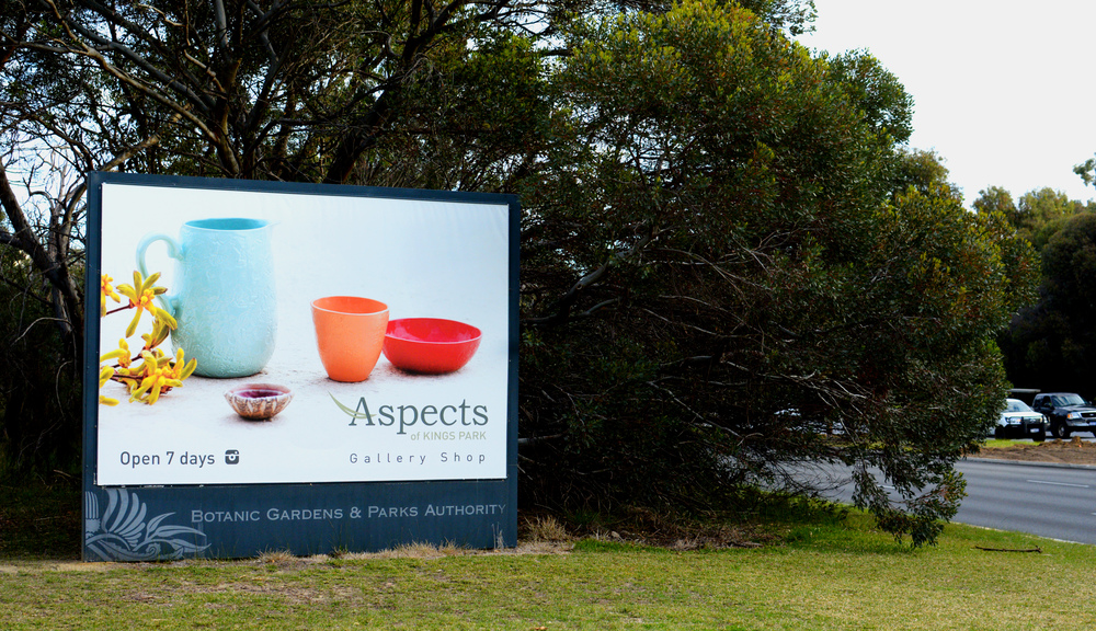 2016 | Aspects Billboard | Thomas Road Perth