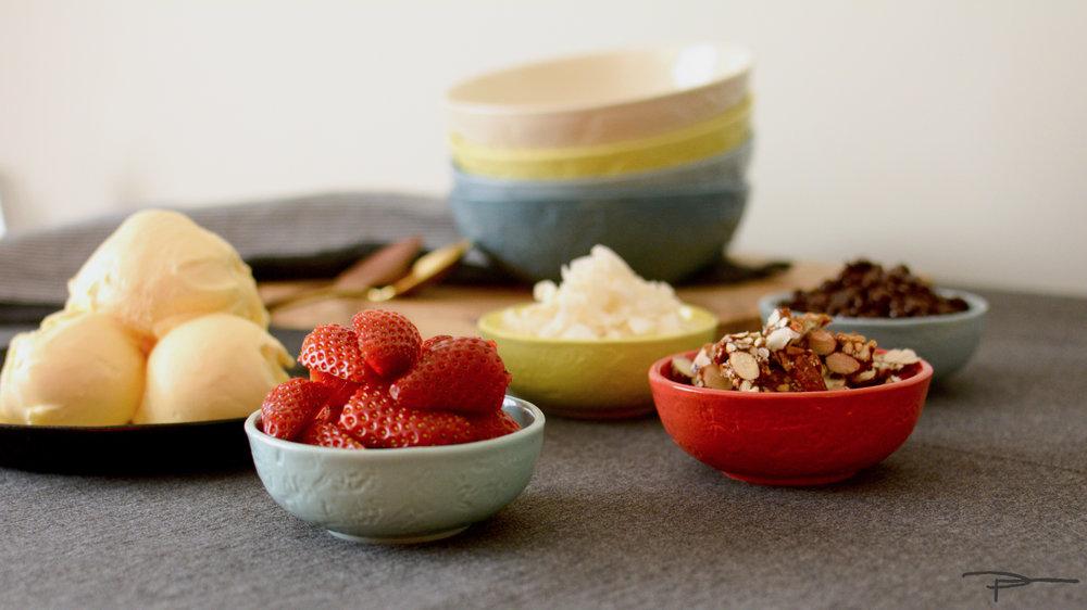 Condiment Schmondiment bowl