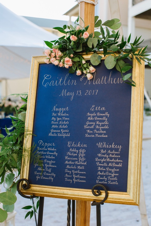 Caitlin's Beach Wedding