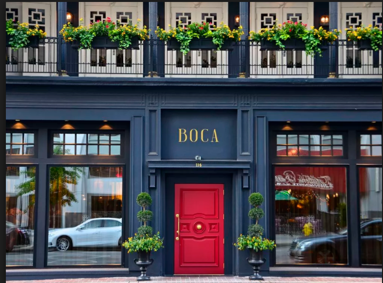 Boca -