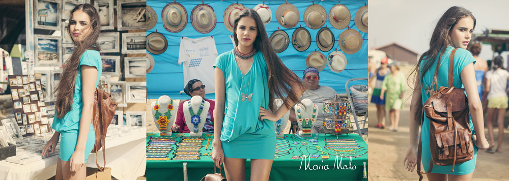 Maria Malo Autumn Collection '16- Hippie Market