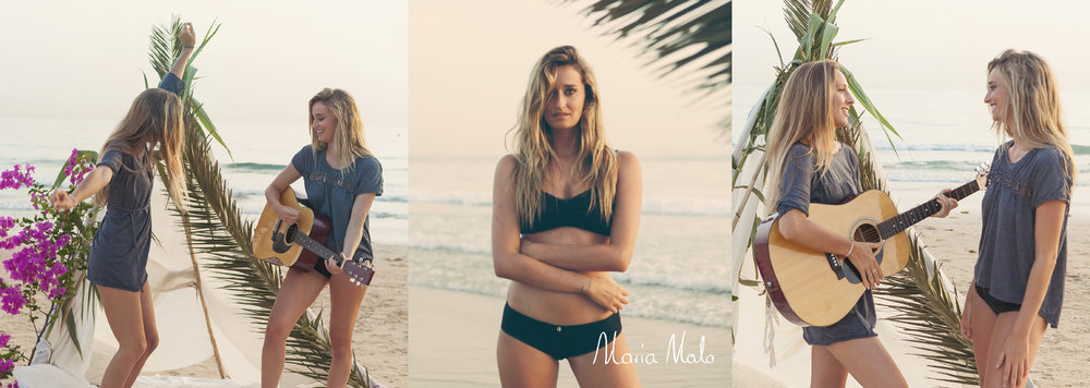 Maria Malo Autumn Collection 2017 - Beach day