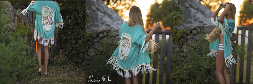 Maria Malo Summer Collection '16- The Caravan Tribe