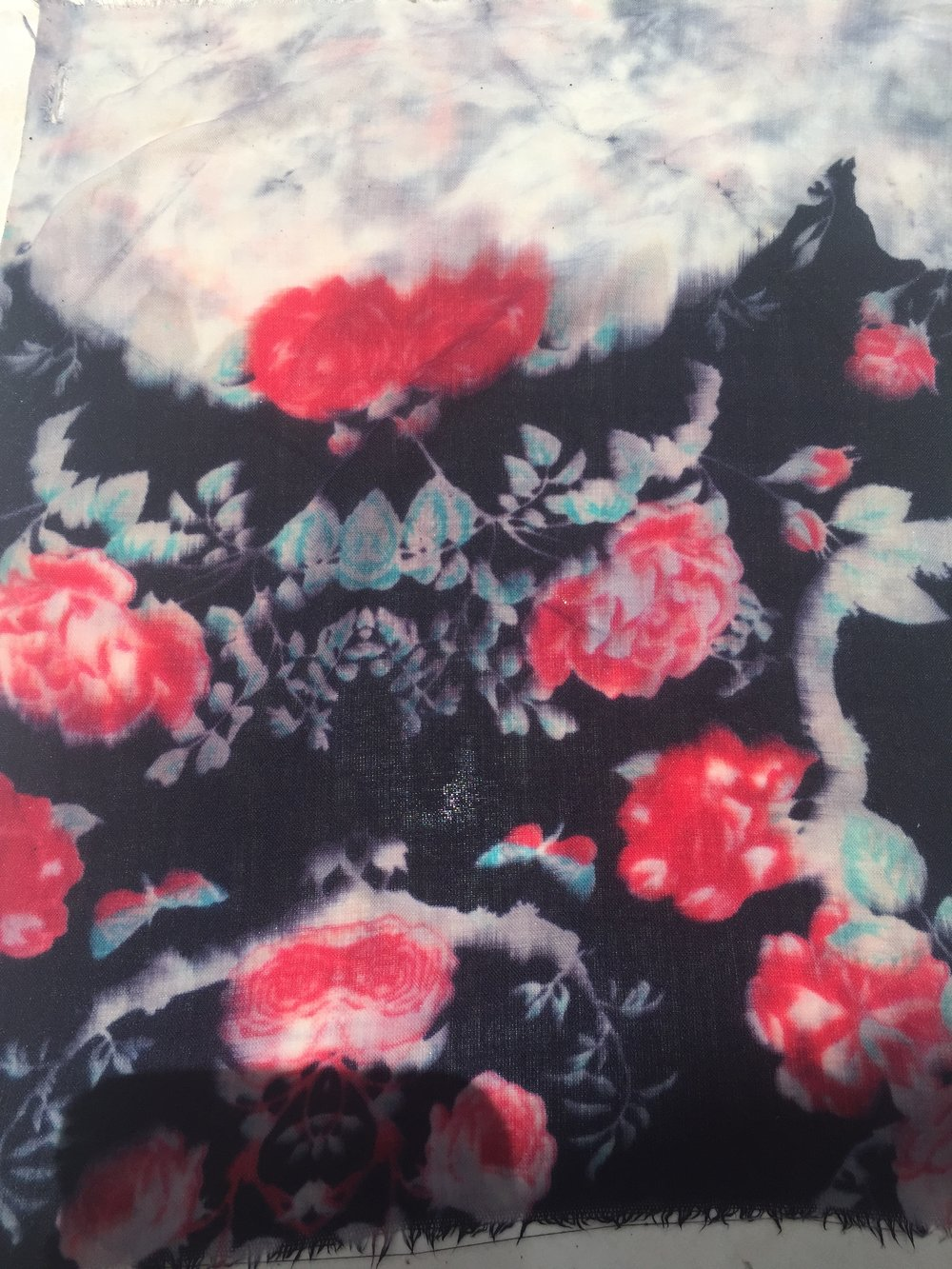 Prepare fabric for Dyeing - Choose organic fabrics whenever possible