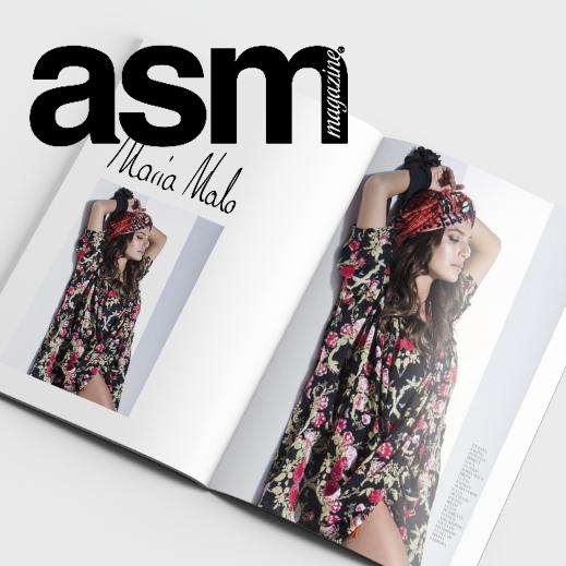 Maria Malo en revista ASM