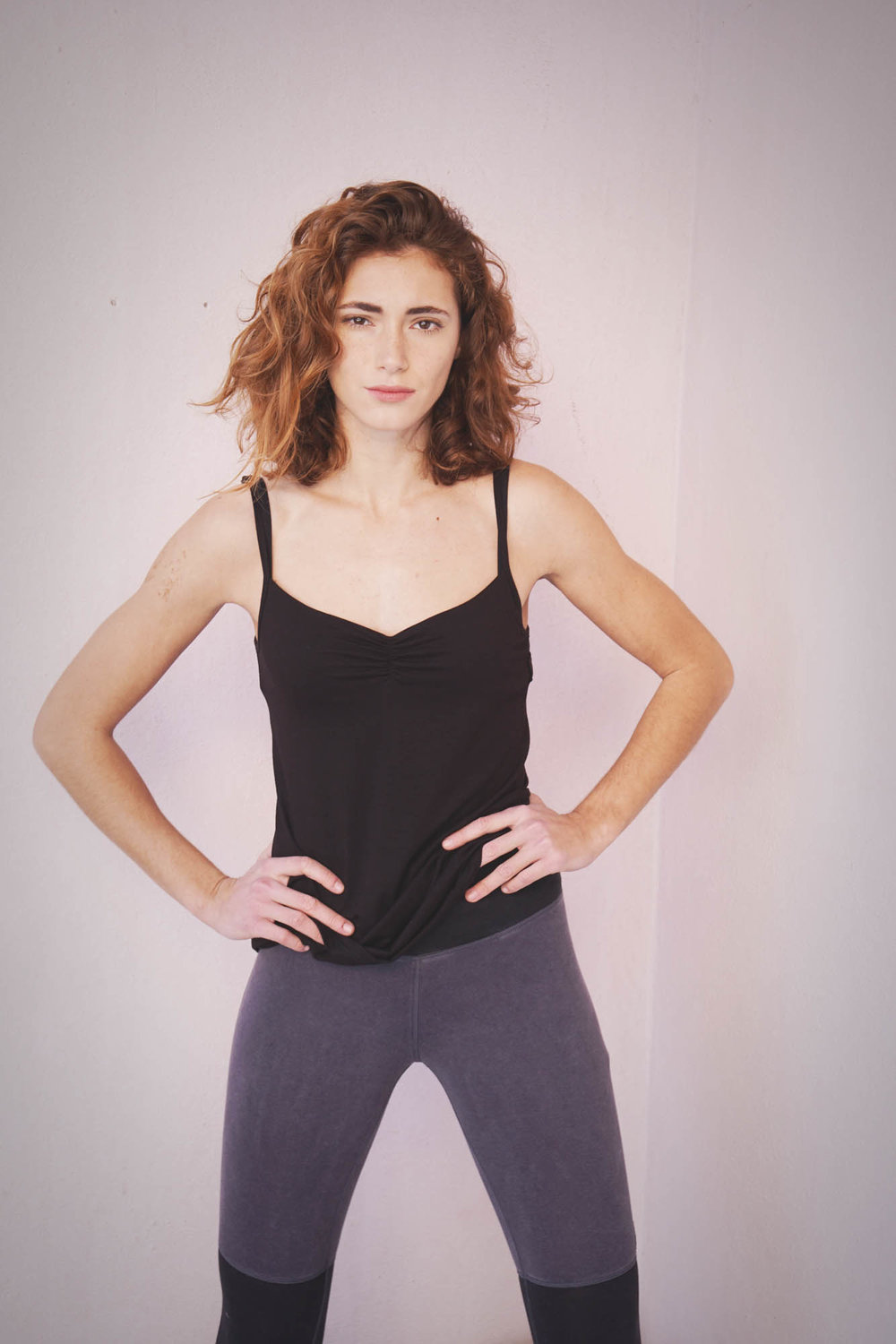 Maria Malo active wear organic clothing