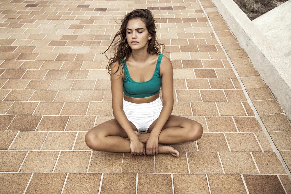 Ropa de yoga orgánica
