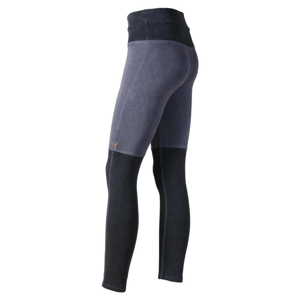 Leggings de bambú orgánico - Hola a los pantalones de yoga de bambú.