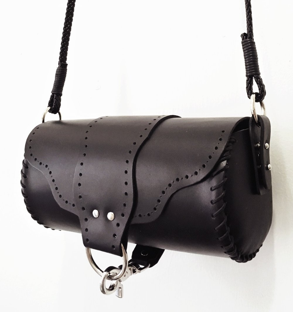 MINI SANTI SADDLE BAG  WHOLESALE $220  SRP $310