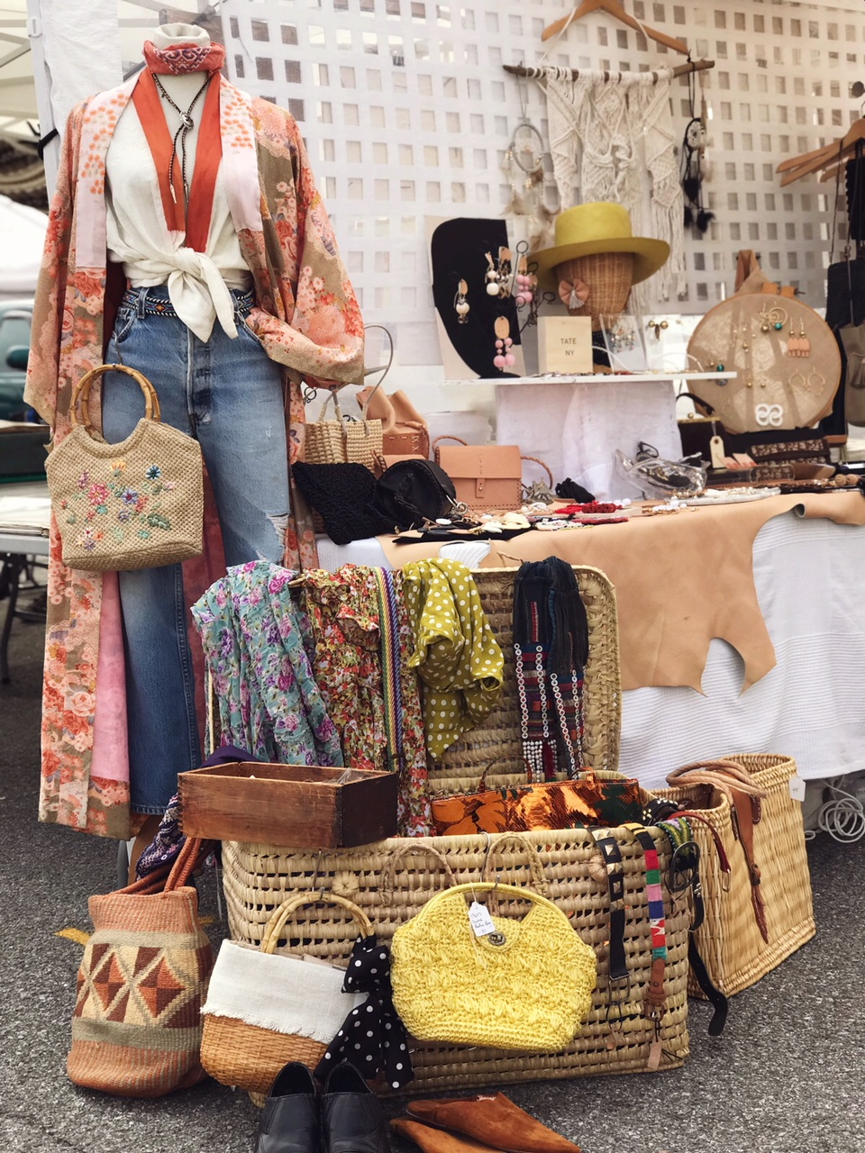 Santa monica antique market sept 2018