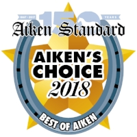 Voted  Best Daycare  by                       Aiken Standard Readers!