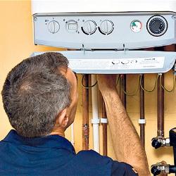 Boiler Servicing -