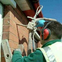 Cavity Wall Insulation grants Northern Ireland