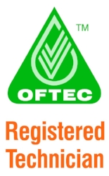 Oftec Registered Technician
